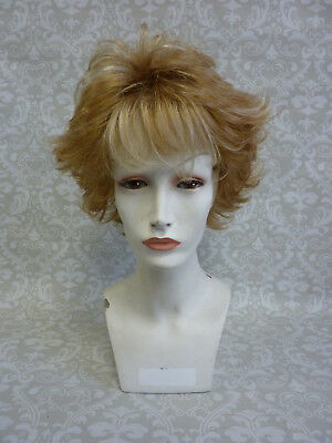 Revlon Aries Wig with Classic Cap in Butterscotch.RRP:-£149.99