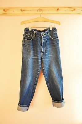 SERGIO VALENTE B-sides boro vintage 517 Levis bless la garconne high waisted