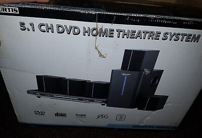 Dvd home theatre system