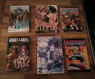 manga book bundle