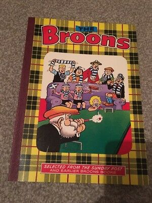 THE BROONS 1979 annual , d, c, thomson and co