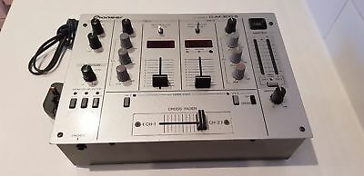 Pioneer DJM300S 2 channel Fader Start DJ Mixer with Auto BPM Counter