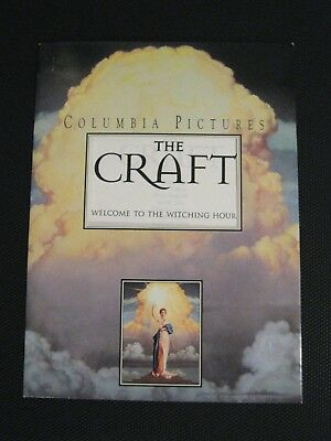The Craft (Neve Campbell, Robin Tunney)  Press Kit - Original With Photos - Rare