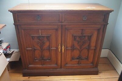 antique dresser base oak needs some tlc collection Wellington Somerset