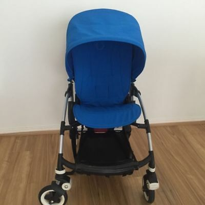 Bugaboo electric blue seat liner