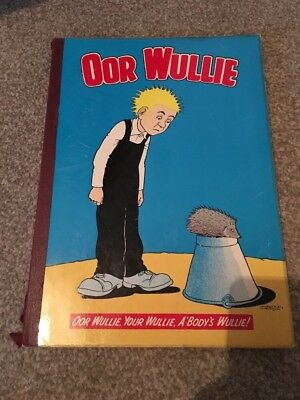 oor wullie 1970 annual , d, c, thomson and co