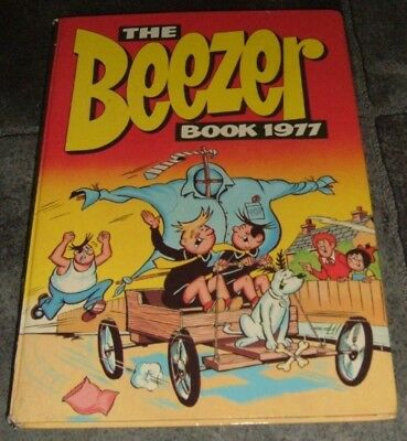 The Beezer Book 1977 - Comic Annual
