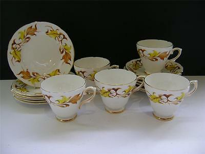 Pretty 17 Piece Part Tea Set by Sutherland.