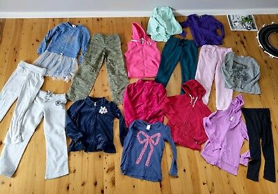 bulk lot size 7 girls winter clothing cotton on mambo piping hot some new target
