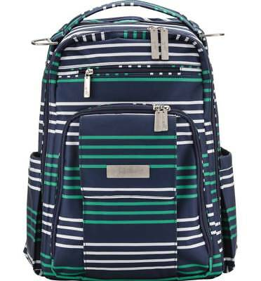 NEW Ju-Ju-Be Be Right Back Coastal Collection Diaper Bag Backpack in Providence