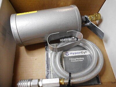 HYPERCYL -- FILL and VENT UNIT -- 1 Quart Capacity HFP-2