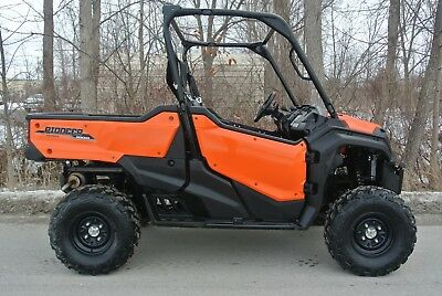 HONDA SXS10M3PG PIONEER (ELECTRIC POWER STEERING) Financing & Shipping