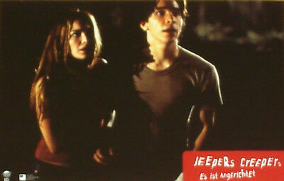 JEEPERS CREEPERS - Lobby Cards Set - Justin Long, Gina Philips - HORROR