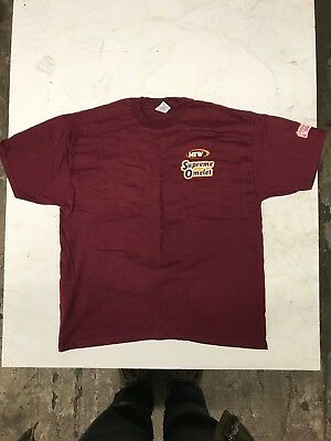 Dunkin Donuts Employee T Shirt -  Supreme Omelet - XL Size