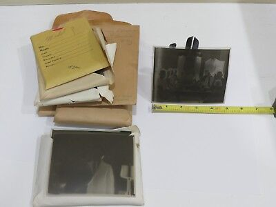 "Lot of 200+ Vintage 5""x4"" 1940s - 1950s Photograph Film Negative Family, Wedding"