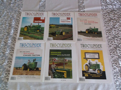 Two Cylinder Magazine 2017 All 6 Issues For 2017 John Deere