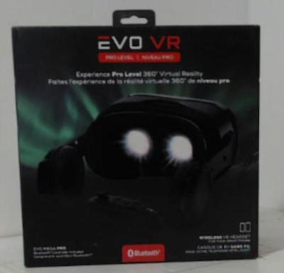 Evo MIC-VRPB1-101 Mega Pro 3D Virtual Reality Headset and Controller Black