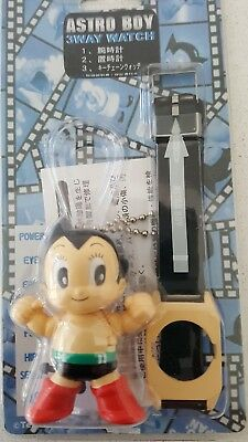Astro Boy 2 IN 1 Watch and Key Chain