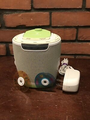 myBaby by Homedics, SoundSpa w/Projector & 3 DISCS Lullaby TiMER Model  MYB-S300