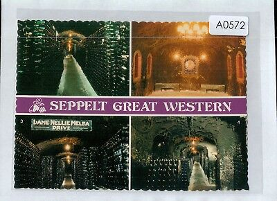 A0572ryt Australia V Seppelt Great Western Winery NCV multiview postcard