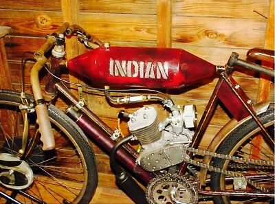 1908 Indian Board Track Racer  1908 Indian Board Track Racer Tribute Replica