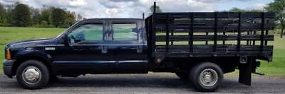 2005 Ford F-350  2005 ford f350 6.0 diesel stake body dually southern truck NO RUST