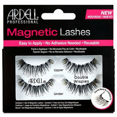 Ardell Magnetic Lashes - Double WISPIES - Natural Soft Strip False Lash AUSSIE