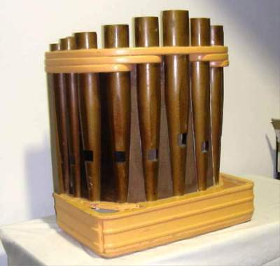 210 Seeburg Speakorgan Auxilary Jukebox Art- Deco Speaker