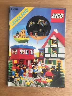 Lego Ideas Book 6000 With Most Stickers