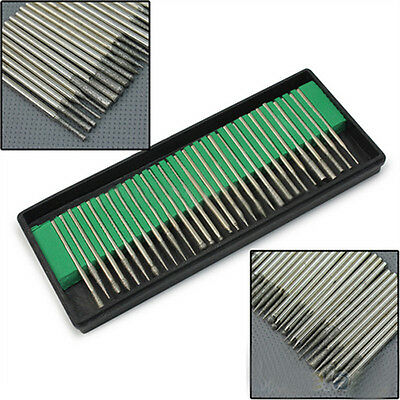 30x Mini Electric grinding drills Kit For Engraving Carving Rotary Tool