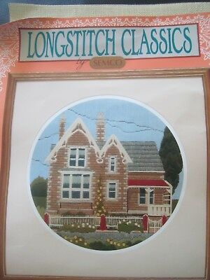 Semco Longstitch GOTHIC REVIVAL building full kit unworked