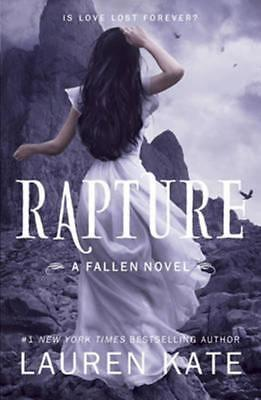 Rapture : Book 4 of the Fallen Series By Lauren Kate (Paperback)