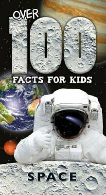 Space (Over 100 Facts for Kids) Book The Cheap Fast Free Post