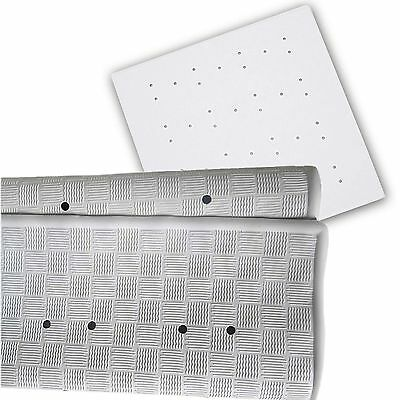 Anti Bacterial Bathroom Mat Luxury Quality Rubber Shower or Bath Non Slip New