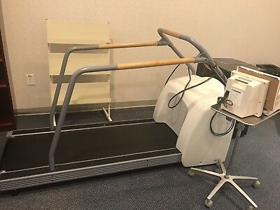 GE T2100 Cardio Stress Treadmill - New