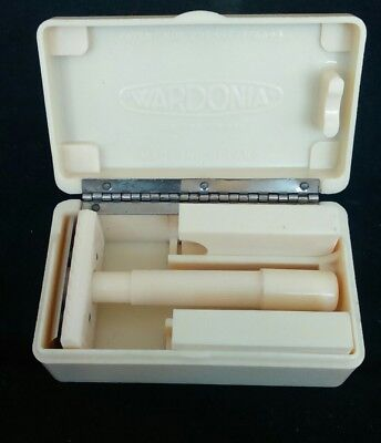 Vintage Wardonia Razor In Box Query Bakelite
