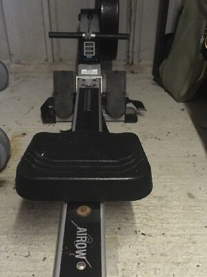 used air rowing machine