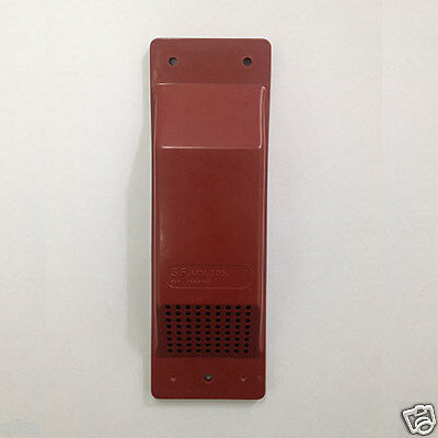 SHIPPING / STORAGE CONTAINER AIR VENTS  (Set of 4) RED OXIDE