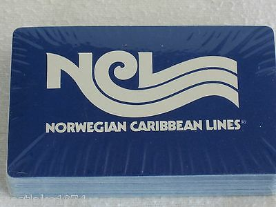 NCL Norwegian Caribbean Cruise Lines  Decks of Cards NEW