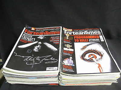 A Selection Of 60 Issues From Forteantimes Series By Dennis Consumer Division