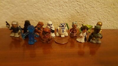 Star Wars Micro Force Series 1 Mini Figures from Blind Bags YOU CHOOSE Hasbro