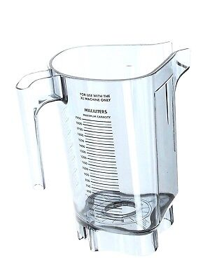 Vita-Mix 015893 Advance Container Only for VitaMix XL, 64 Oz/2L