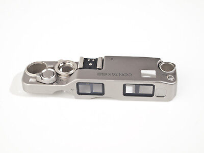 Contax G2 - Top Cover Assembly - Silver - NEW Replacemant Parts
