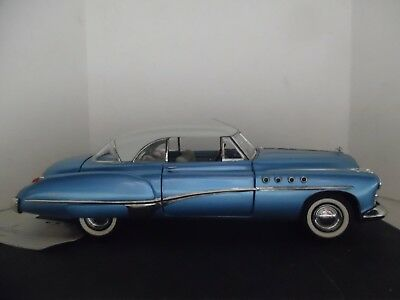 Franklin Mint 1:24 scale 1949 Buick Riviera