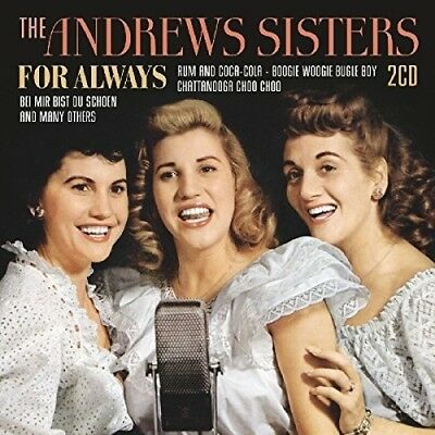 Andrews Sisters - For Always [New CD] Holland - Import