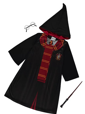 GENUINE Harry Potter Fancy Dress Costume OUTFIT Halloween