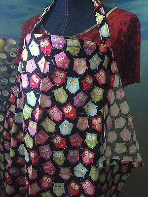 NURSING breastfeeding cover up nursing cover privacy apron  OWLS