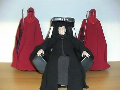 Star Wars Sideshow 1/6 Imperator Mit Throne