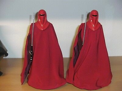 Star Wars Medicom Rah 1/6 Emperors Royal Guards