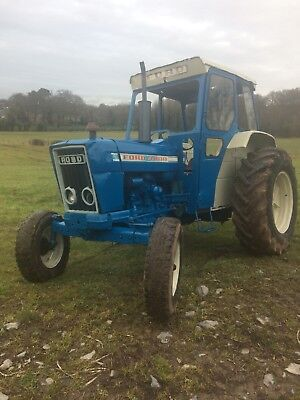 Ford 4000 Tractor Digger